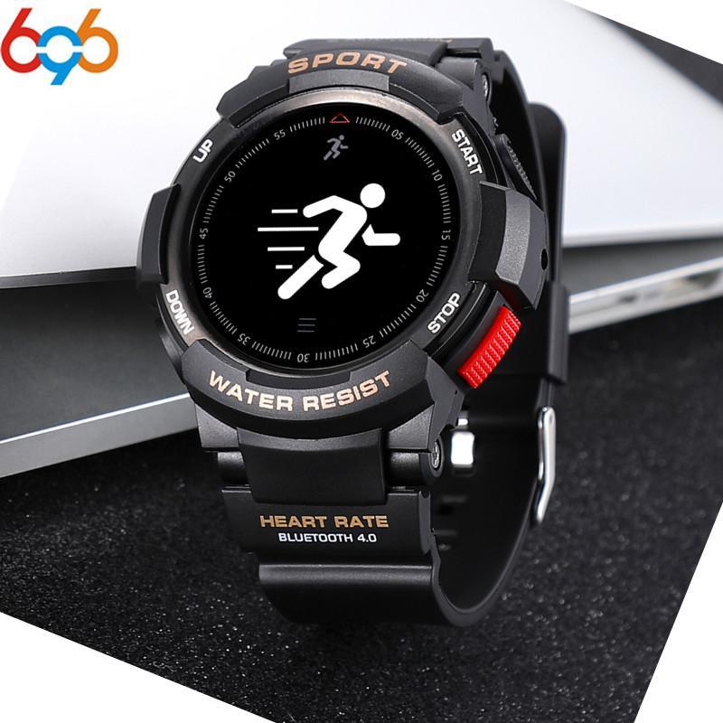 Smartwatch Test No1 F6 Smart Watch Telefon Nrf51822 Smartwatch Gps