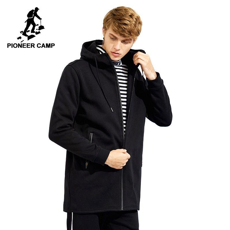 Cappotto Di Lana Lunghi Spessa Uomini Acquista Camp Pioneer xY1wqH8XI