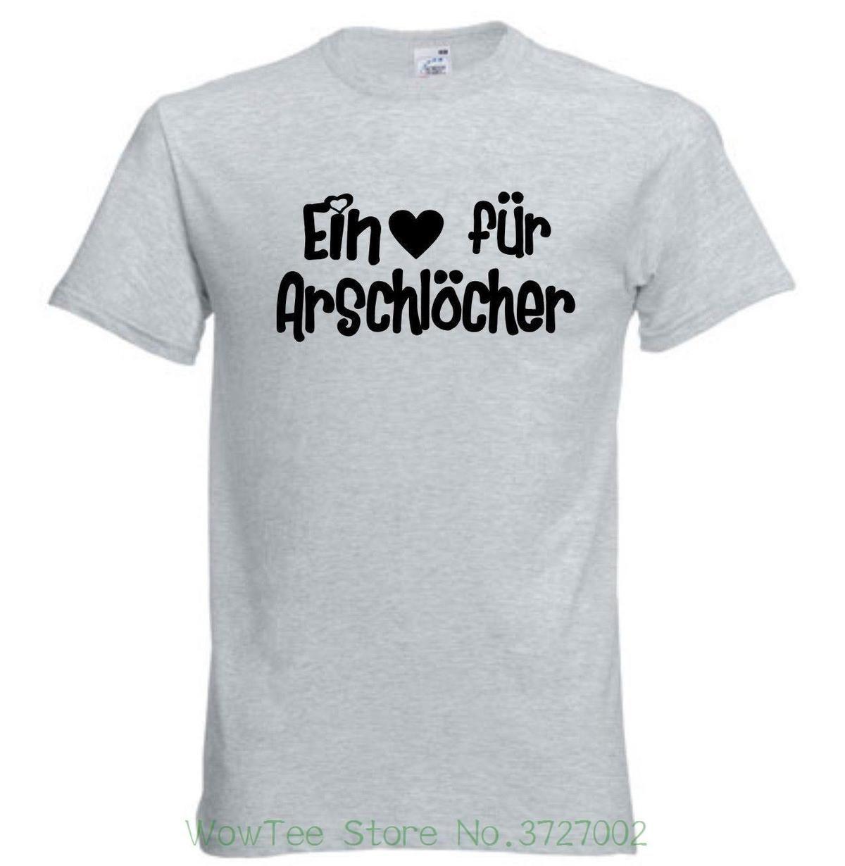 1ad280f9230372 Graues T Shirt Mit Spruch Ein Herz Fur Arschl ? Cher Fun Party Dk029  Printed T Shirt Boys Top Tee Shirt Cotton Tea Shirt Vintage Tee Shirts From  Linnan0007, ...