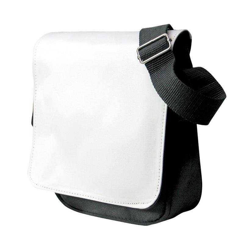 zainetto borse sublimazione la tua foto personalizzata o design o nome di testo trasferimento di calore stampa sacchetti di scuola in bianco all'ingrosso