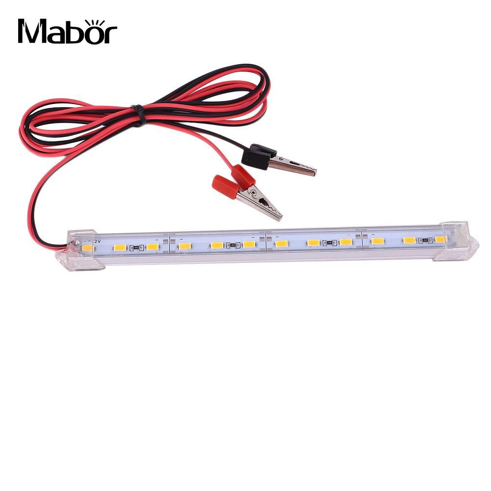 2019 Mabor 12led 1m Long Clip Wire Light Strip Lighting Fixture Warm Electrical Wiring Fixtures White Dc12v Desk Decor Lamp Tv Background From Butao 529