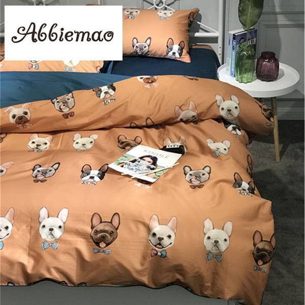 Großhandel Abbiemao Cartoon 60 ägyptische Langstapelige Baumwolle 4
