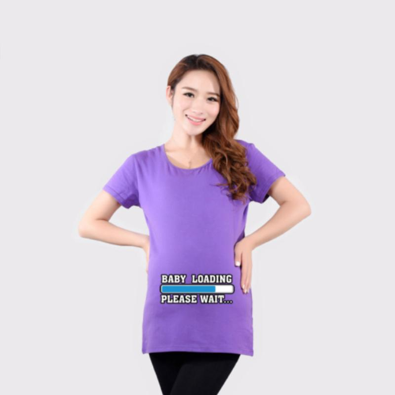 6c754bf188506 2019 2018 New Summer 27 Style Purple Maternity Funny Baby Tops Clothes For Pregnant  T Shirts Pregnancy Tees Women Clothing M11 From Jasmineer, ...