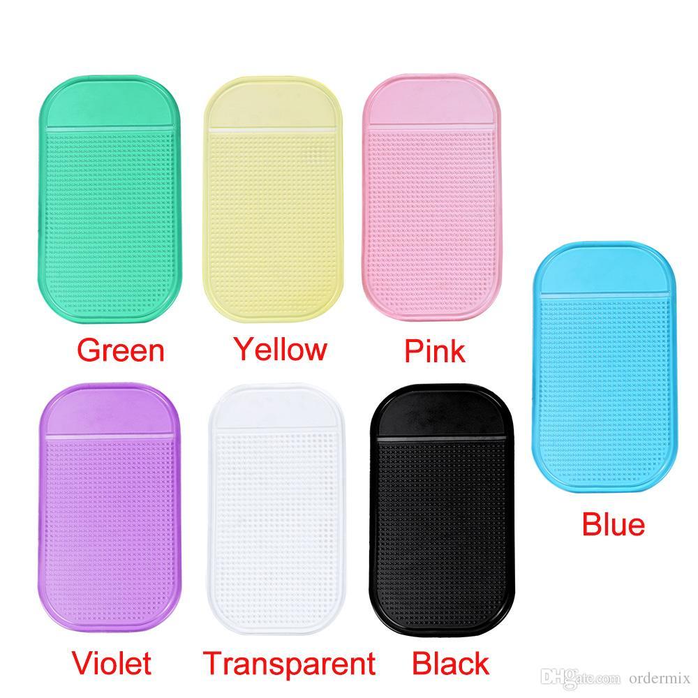 Support de support de voiture pour téléphone portable de haute qualité 7 couleurs disponibles