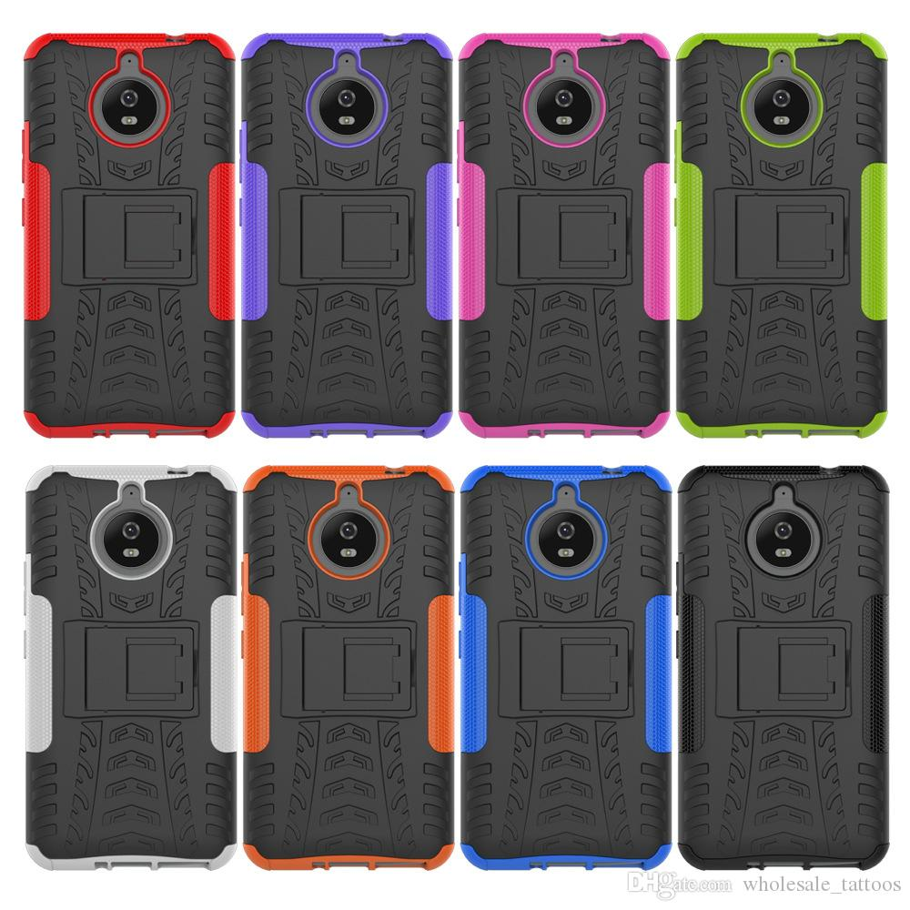 Armor Hybrid Kickstand Case For Moto E4 Plus 4G 2017 LG V35 ThinQ Samsung  Galaxy Express Prime 3 (2018) Hard PC TPU Silicone Phone Cover