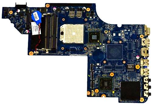 658831-001 For Pavilion DV7 DV7-6000 laptop motherboard Free Shipping 100% test ok integrated DDR3