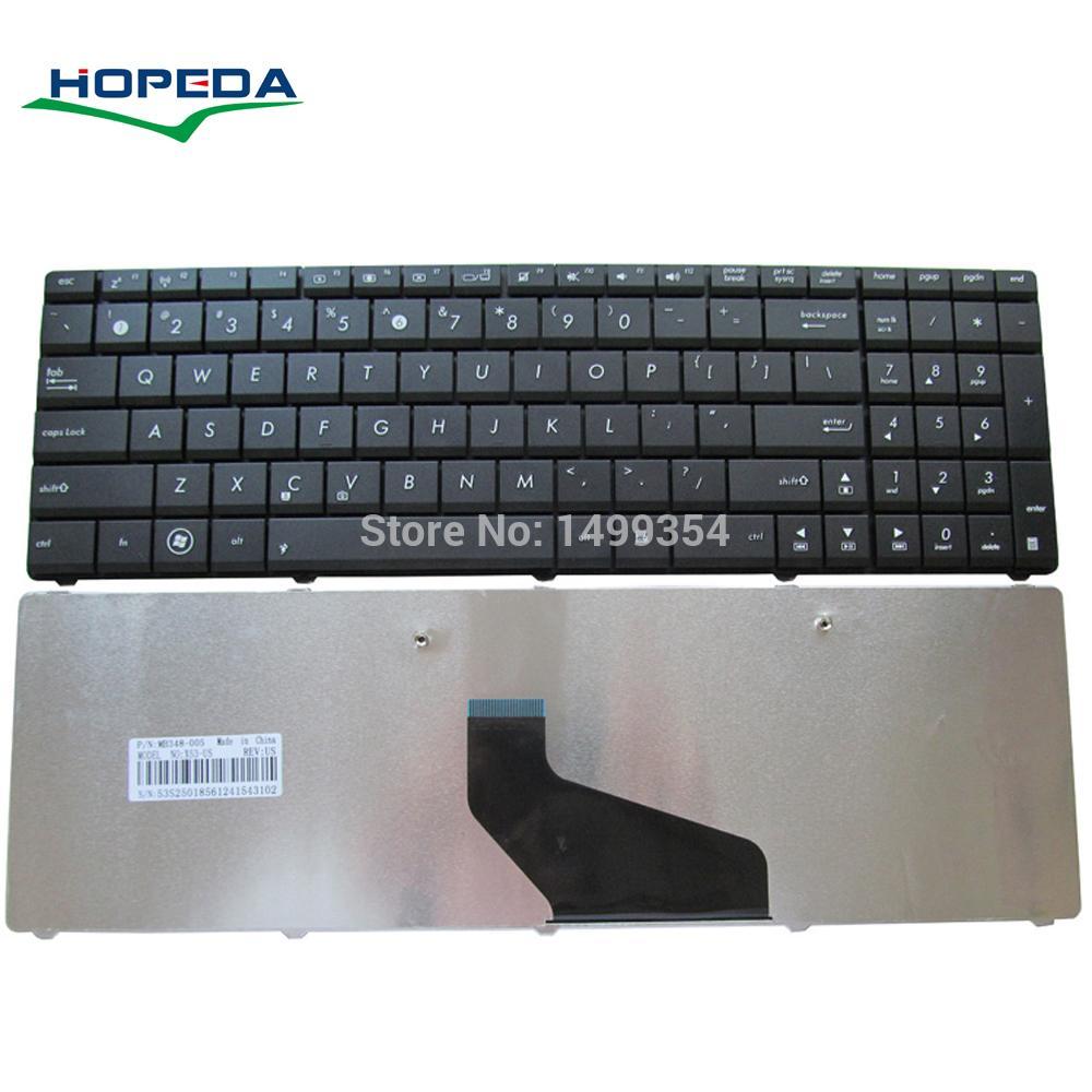 2018 New Laptop Keyboard For Asus X54x X53u X53b K53be K53u K73t