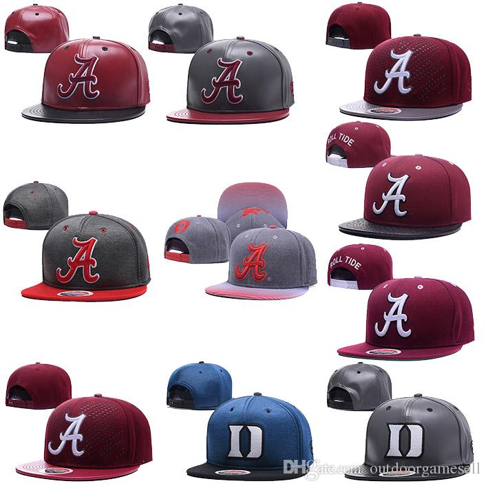 NCAA Duke Blue Devils Snapbacks Mens Alabama Hats 2018 Caps USA ... 3ddd59fe850c