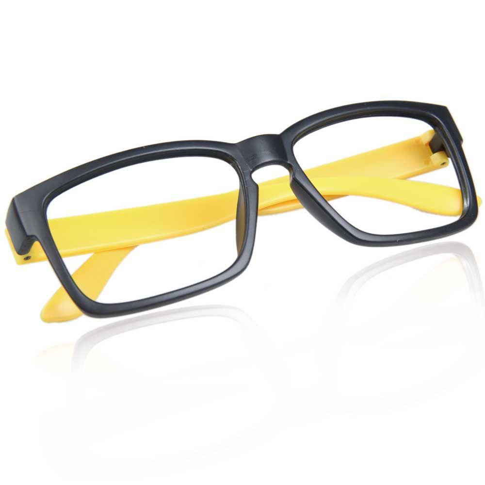 f40454d1d Compre Lindo Unisex Sem Lente Óculos Molduras Hipsters Quadros De Óculos  Decorativos De Naughtie, $34.19   Pt.Dhgate.Com