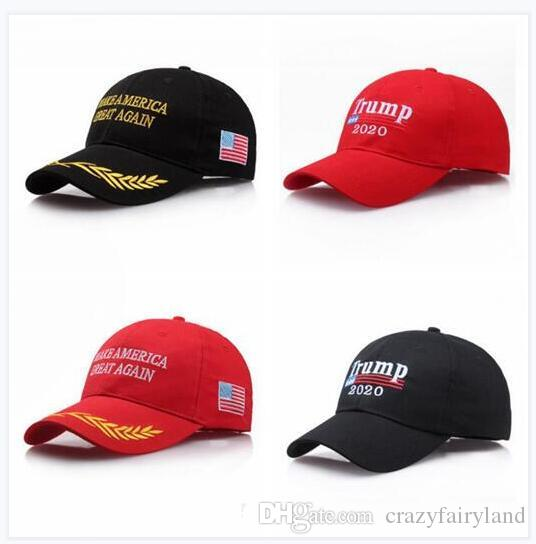 a275ad7ba45 Hats For Men Women Make America Great Again Donald Trump Hat Cap Republican  2020 US Trump For President USA Hats Girls Boys UK 2019 From  Crazyfairyland