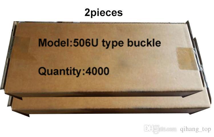 Qihang Top Part for Manual U-Shape 506 Clipper Clipper Macchina clipping, clip serraggio del supermercato