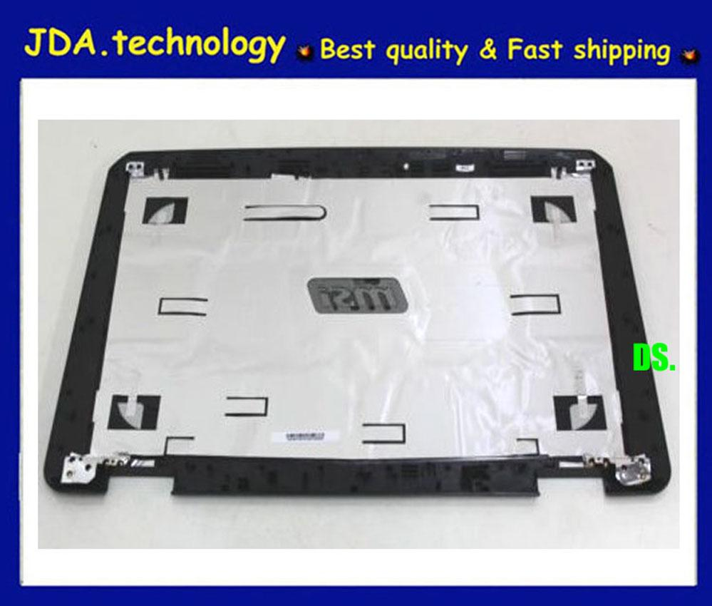 Wellendorff 96%-98%New LCD back cover for MSI GT70 MS1761 1761 1762 176K  GT70 GX70 GT780DX Back Cover A case,Free shipping!!