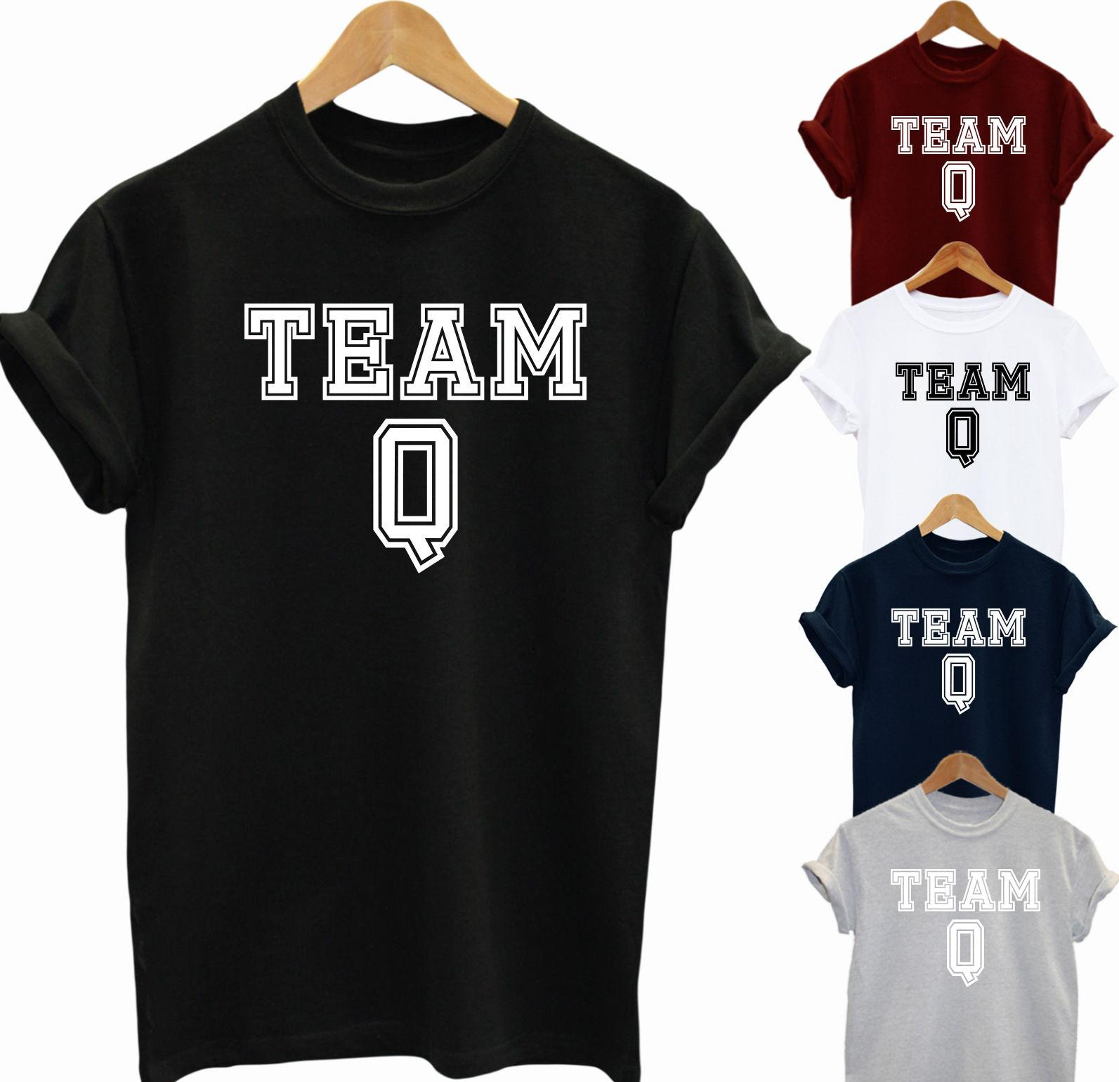 IMPRACTICAL Jokers TEAM Q TV SHOW Funny Humor College T SHIRT Party Tee Gift Funny Unisex Casual Quirky T Shirt Designs Purchase T Shirt From ...