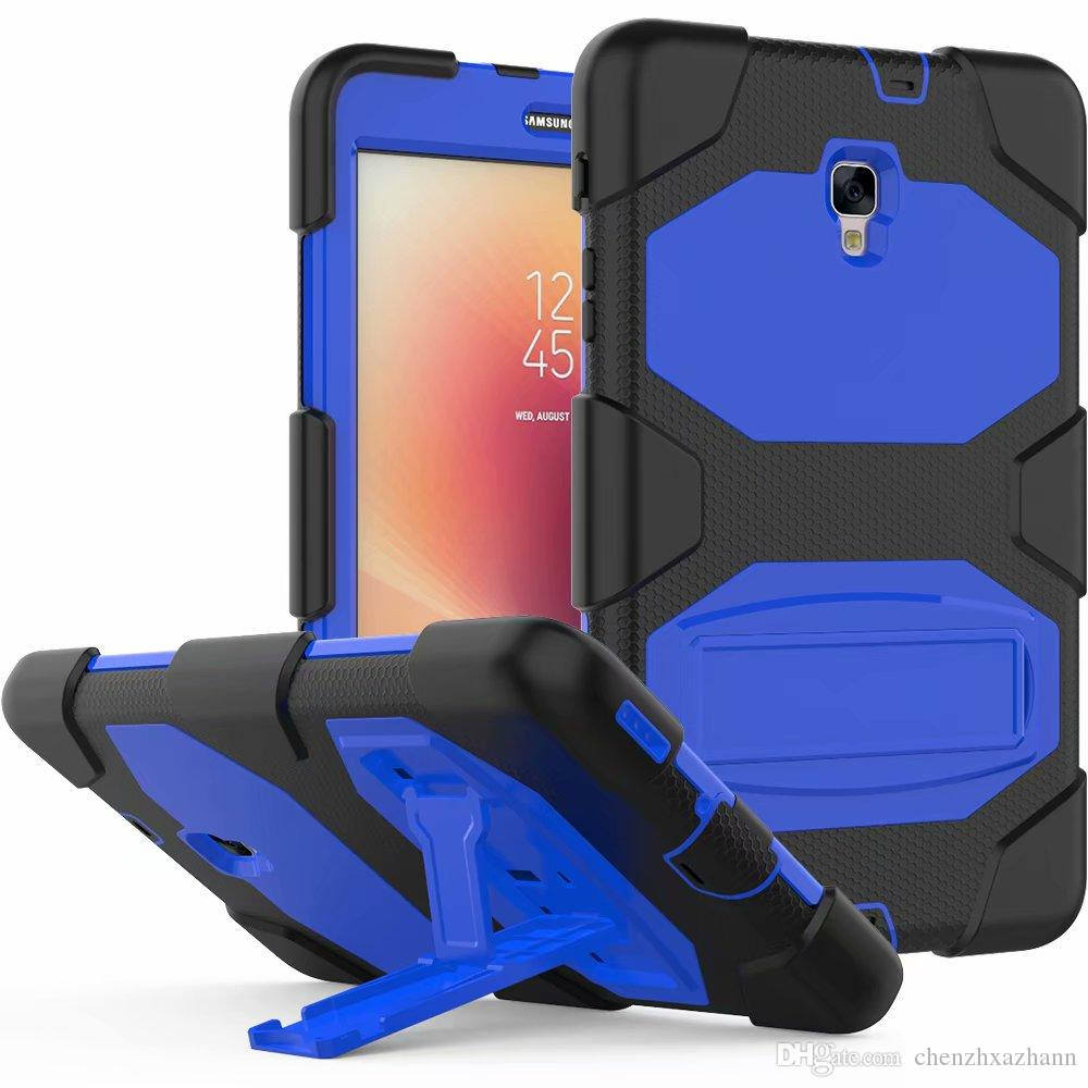 wholesale dealer c5e4b d8d11 Tablet Shockproof Heavy Duty With Stand Hang Funda Case For Samsung Galaxy  Tab A A6 10.1 2016 T580 T585 SM-T580 T580N Cover pen