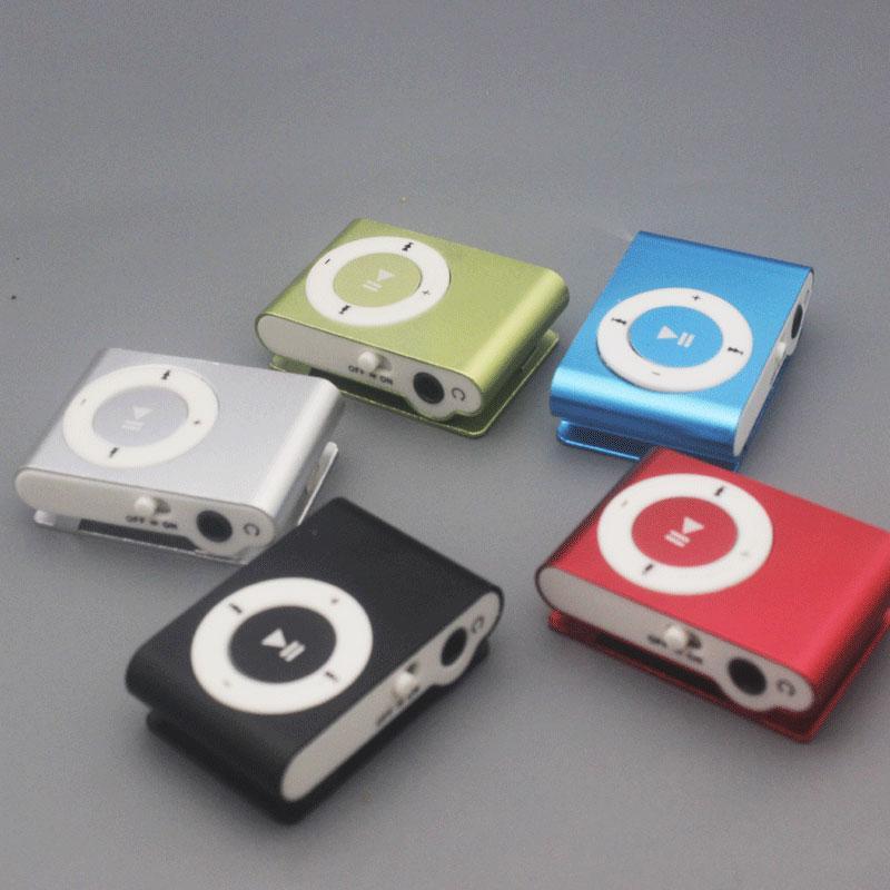 Großhandel Mini Mp3 Player Musik Clip Player Kinder Digitale Sport ...