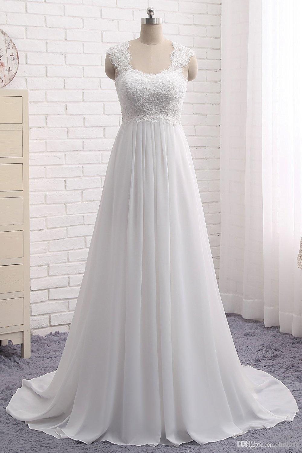 Vintage Plus Size Wedding Dresses A Line Sweetheart Neck Floor Length  Bridal Gowns Sleeveless Fat Girl Wedding Dresses
