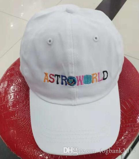 22a0798793 2019 ASTROWORLD Mens Hats Hot Sale Latest Travis Scotts Cap Embroidery  Letters Adjustable Cotton Baseball Caps Streetwears From Fogbank2015, $8.85  | DHgate.