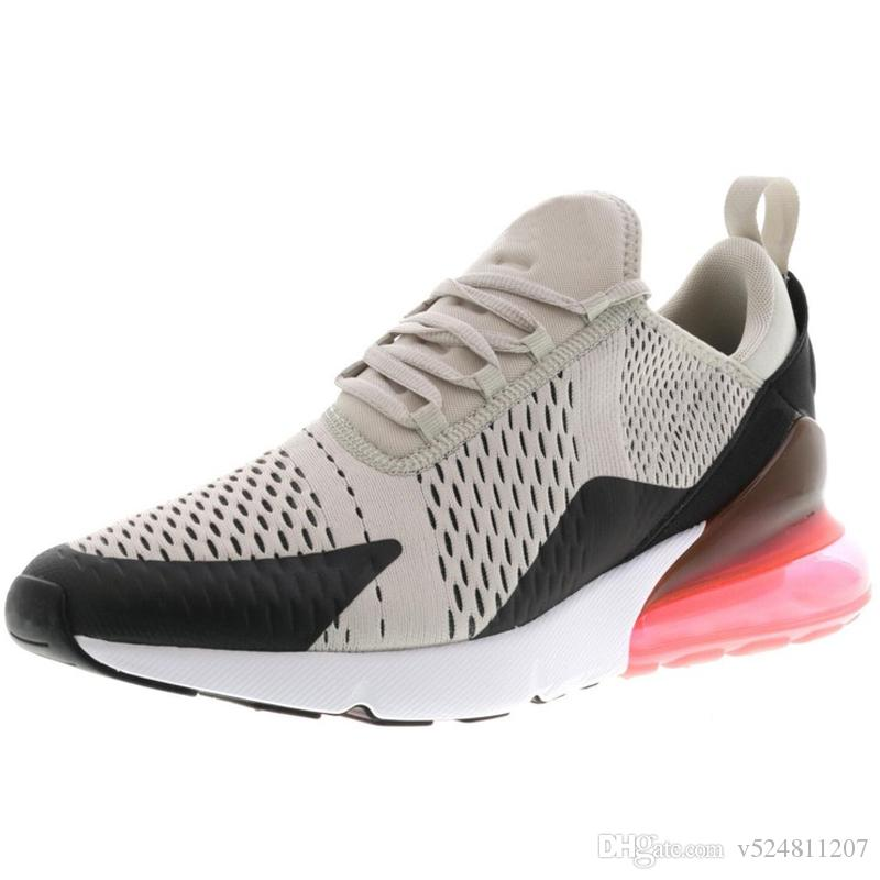 270 Men Running Shoes For Women Sneakers Trainers Male Sports Mens Athletic 270 Hot Corss Hiking Jogging Walking Outdoor Shoe 2018