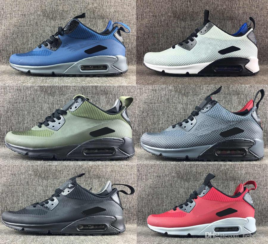 Cheap Brand 90s For Men Running Trainers Shoes Outdoor Sports Sneaker Men  Shock Jogging Walking Hiking Sports Sneakers Size 40-45 Men Running Shoes  Mens ... f3fb8a6c6