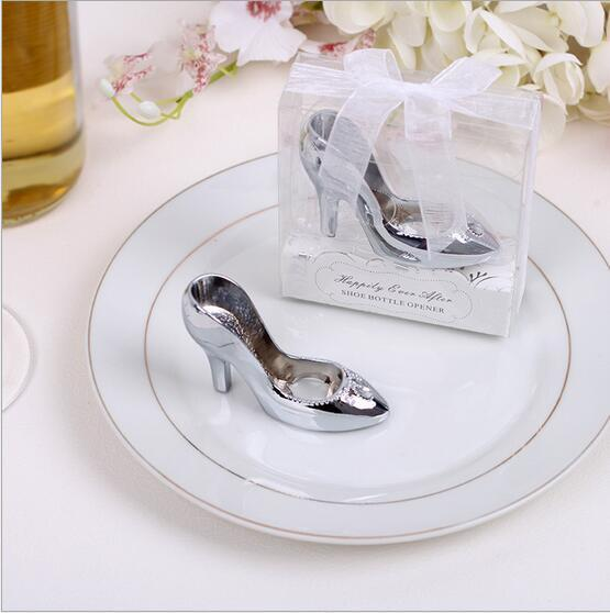 ff6c407ccb35 Cinderella Shoe Bottle Opener Wedding Bridal Shower Favor Party Gifts  Wedding Favors Under A Dollar Wedding Favors Wine From Guojiangwedding