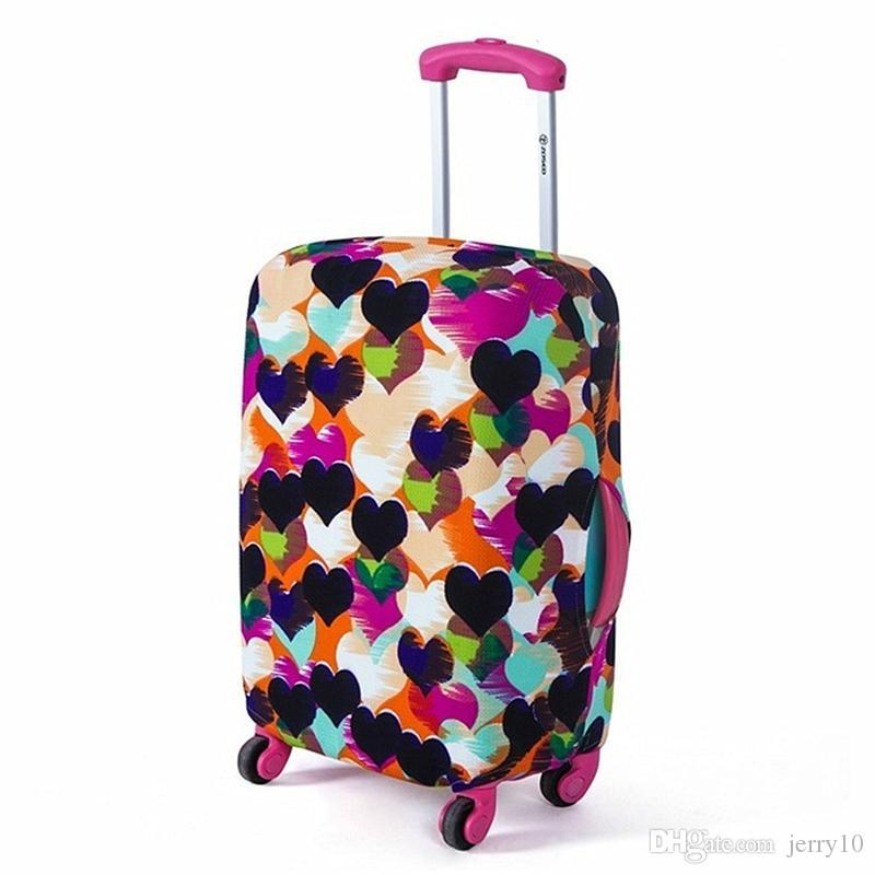 bf9e48f8fe3b4 Satın Al Yolda Seyahat Bagaj Kapağı Koruyucu Bavul Kapağı Tramvay Durumda Seyahat  Bagaj Toz Kapağı 18 Ila 30 Inç, $3.89 | DHgate.Com'da