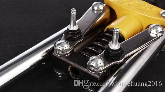4 * 13 Rivets + De Qualité Industrielle Perforée À Main Riveteuse Pistolet Manuel Rivet Écrou Pull Nail Puller Pilers Gun Outils À Main