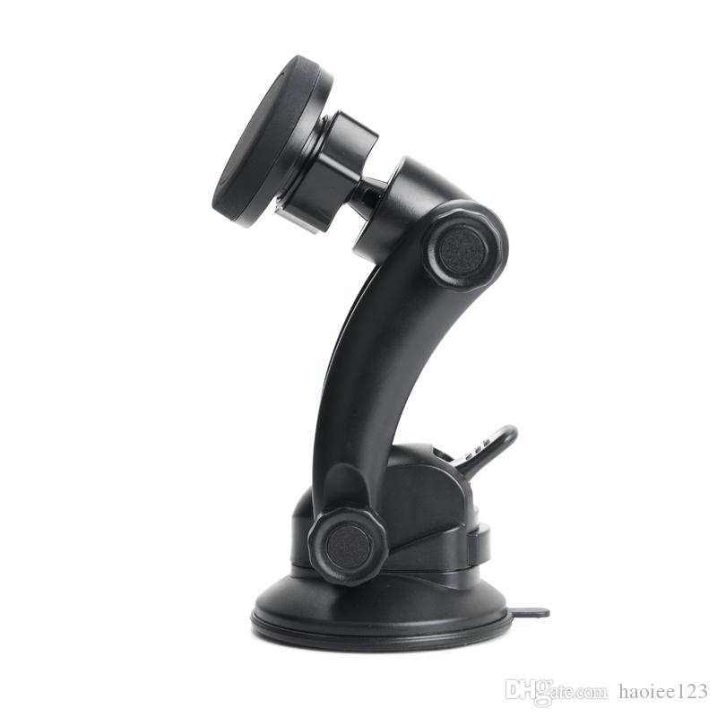 Universal 360 Magnetic Car Mount Sticky Base Mobile Phone Holder for Apple iPhone Samsung Sony