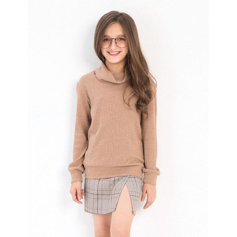 купить оптом 2018 осень зима новая мода подросток свитера для