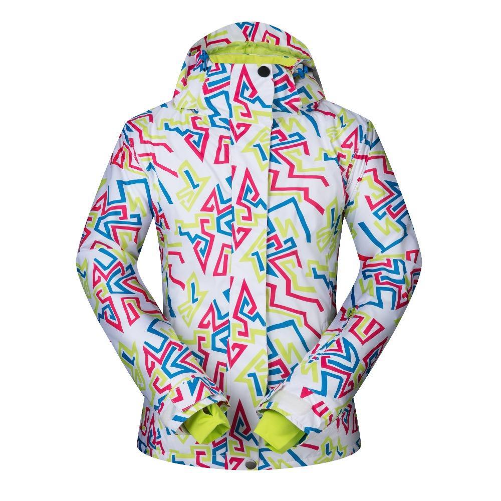 Vêtements: femmes ADIDAS Rain Jacket Femmes Snowboard