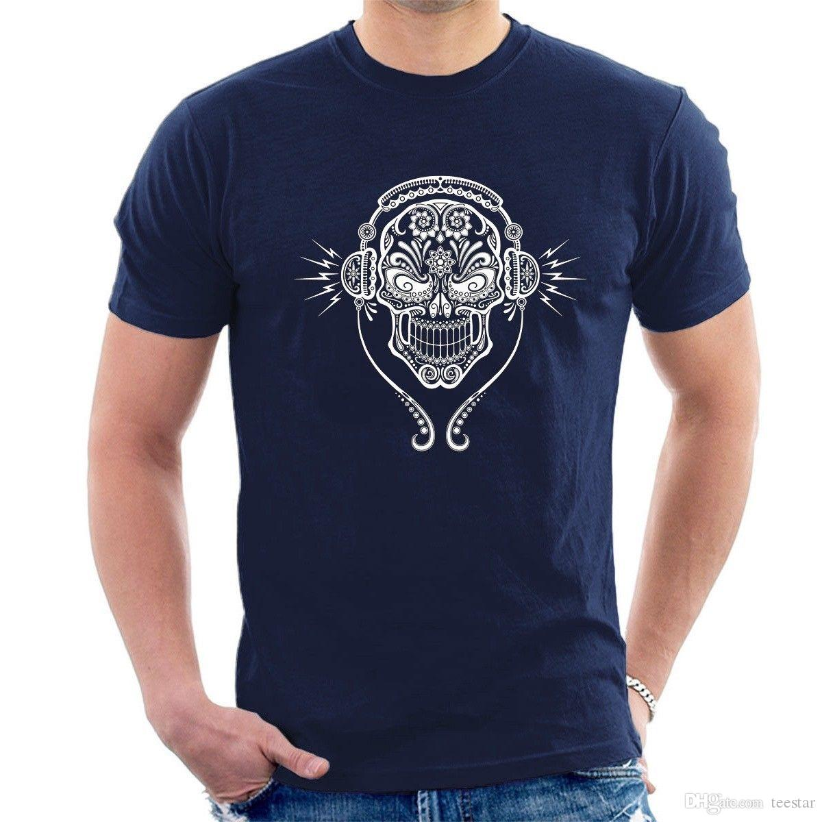 360f712b4 T-shirt Men Male Summer Custom Short Sleeve Music Band T Shirts ...