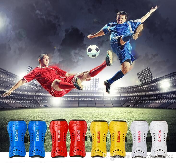 Ultra Light Plate Soft Foam Football Shin Pads Soccer Guards Sports Leg Protector for Adult Teenage
