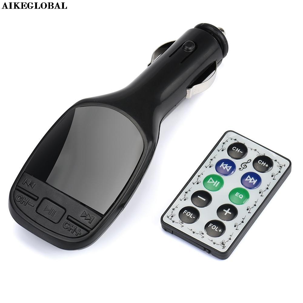 realmax/® 4/in 1/auto lettore MP3/trasmettitore FM USB CD SD MMC telecomando