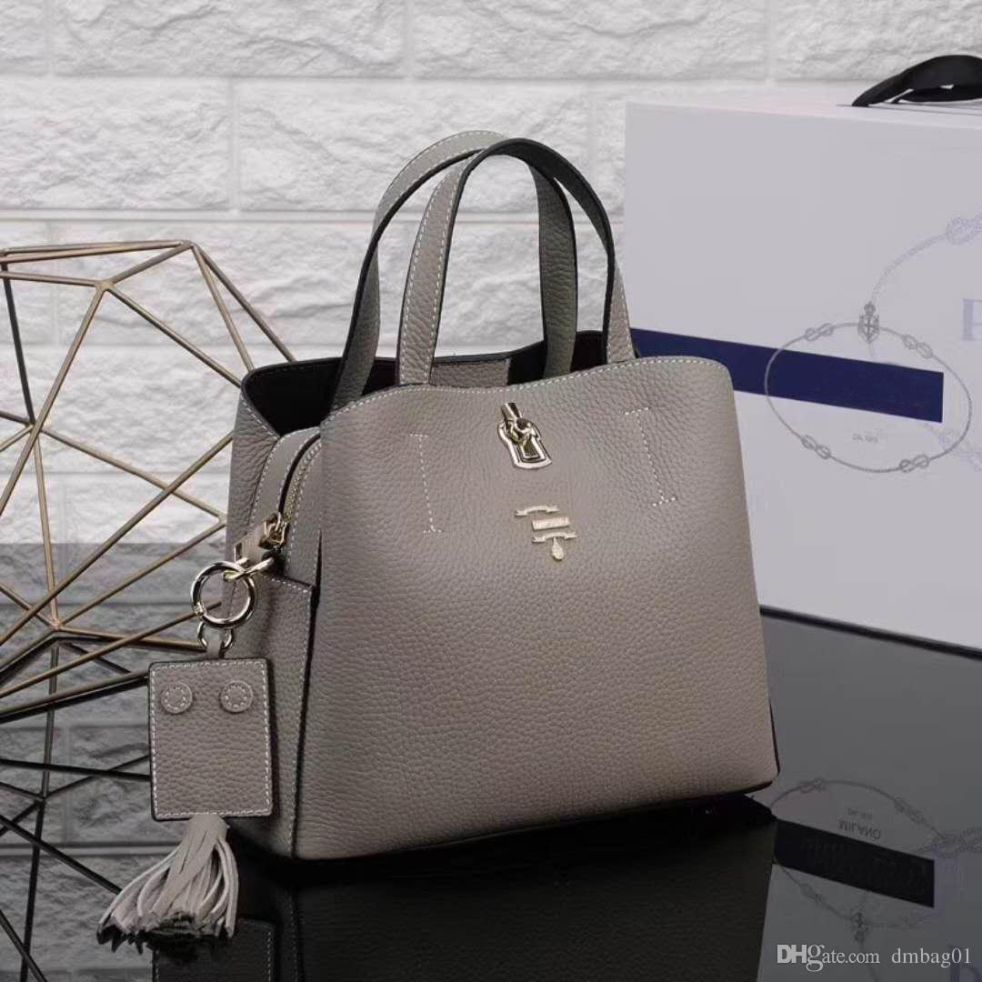 Pink sugao hand bags pd brand luxury handbags geniune leather designer handbag women shoulder bag famous brand bag purses by dhl free