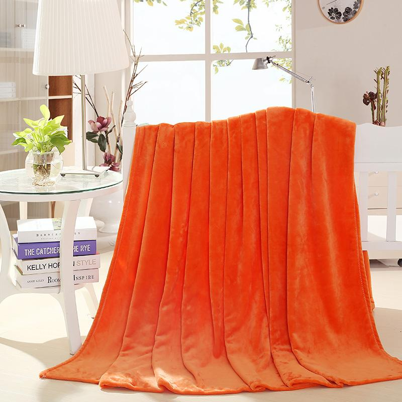 KingQueen Size Faux Fur Fleece PinkBule Color Throw Blanket Super Gorgeous Peach Colored Throw Blanket