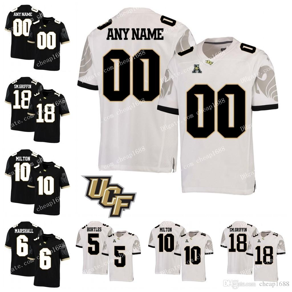 uk availability e1d4d 2b586 NCAA UCF Knights 86 Michael Colubiale 17 Marlon Williams 11 Matthew Wright  White Black Stitched College Football Jersey