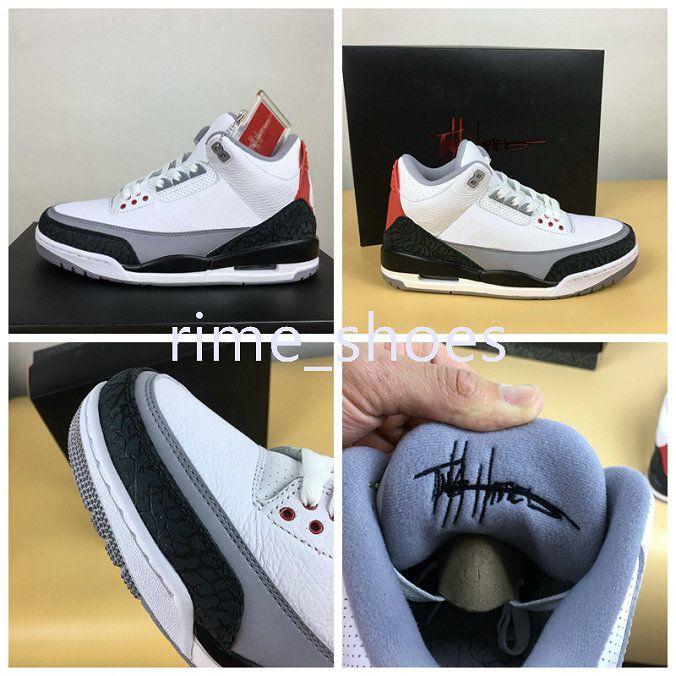 011883267dc20b ... 2018 New Top Leather 3 Three Nrg Tinker White Aq3835 160 Size 7.5 14  Mens Basketball ...