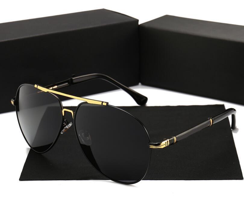 fa004171d6b Men s New Sunglasses Fashion Driving Polarized Sunglasses Car Brand ...