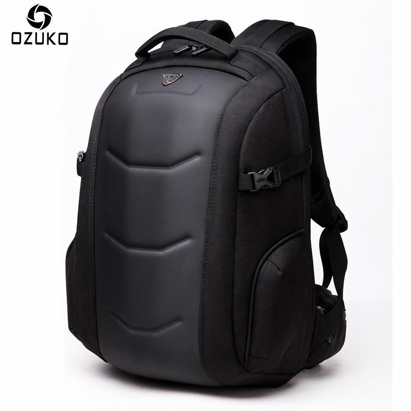 OZUKO New Original Backpack Men Business Laptop Backpack Multifunction Waterproof  Travel Bag Male School Backpacks For Teenagers Laptop Rucksack Backpacks ... 4d7b9f7eff