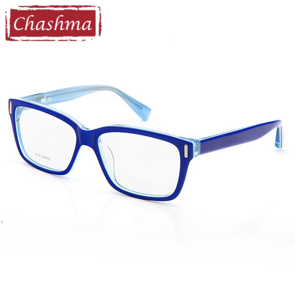 9a71a2025da 2019 Chashma Acetate Prescription Glasses Frame Women Large Frame Black  Optics Eyewear From Hoganr