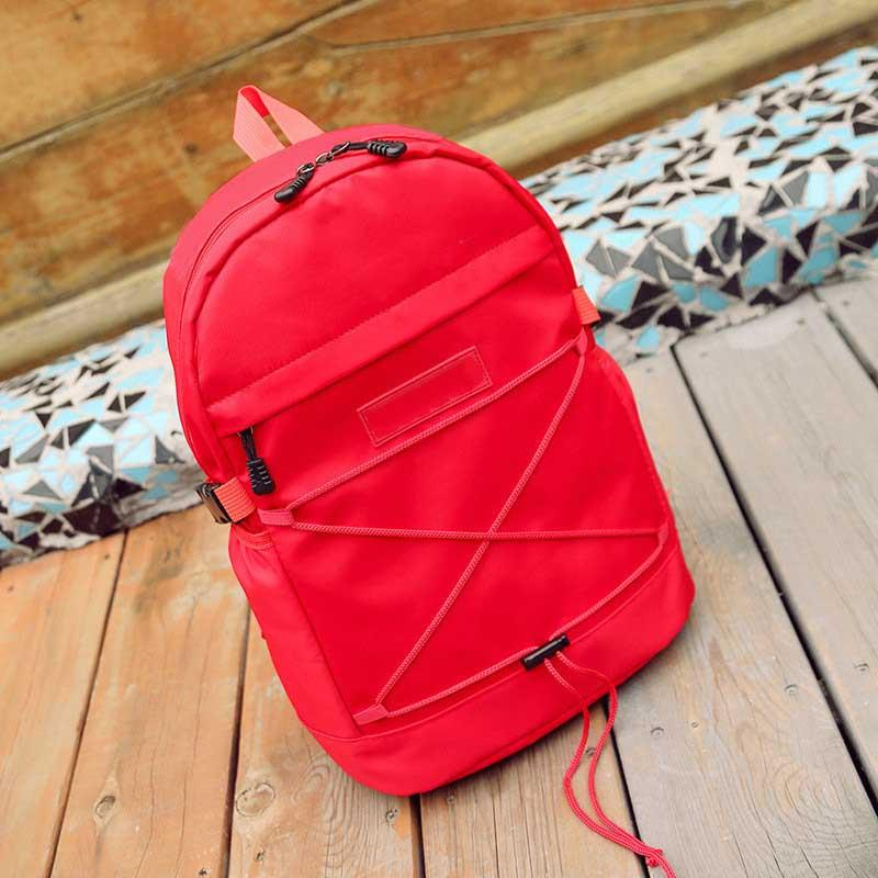 49d15e9f9285 2018 New Designer Backpack With Letter Printed Doxford Double ...