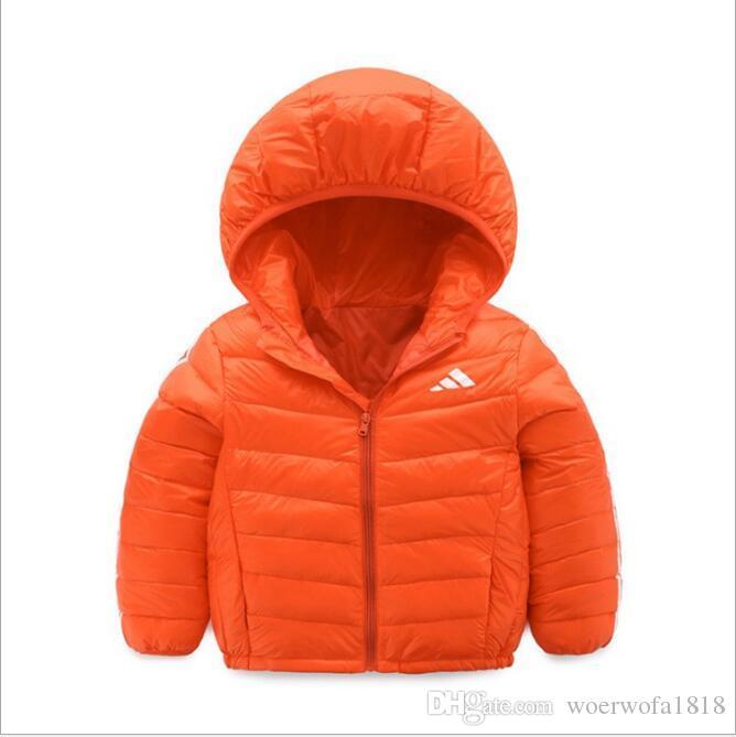 7c7aa99de AD666 2018 Baby Boys Jacket Winter Jacket For Girls Jacket Kids Warm ...