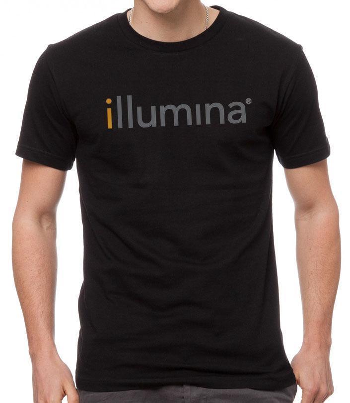 Marca Biotech 2018 Genetic Secuenciación De 100Algodón Camiseta Moda Cuello Tops Para Illumina O Hombre Tee ZTOPXkiuwl