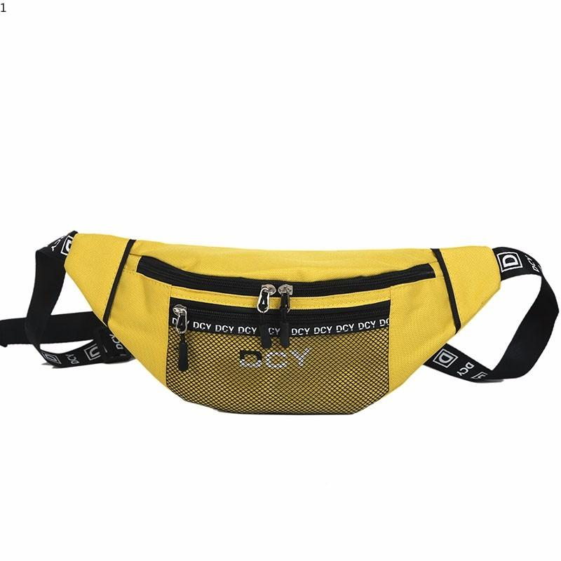 Multicolor Fanny Pack For Women Simple Men Waist Bag Luxury Unisex Waist Pack  Belt Bags Zipper Pouch Packs Canvas Hip Bag Fashion Fanny Pack Running  Waist ... 42f0ac7a6