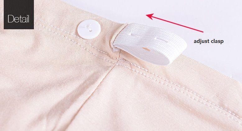 Mulheres Gravidez Maternidade Shapewear Barriga Apoio Estiramento Leggings Curtas