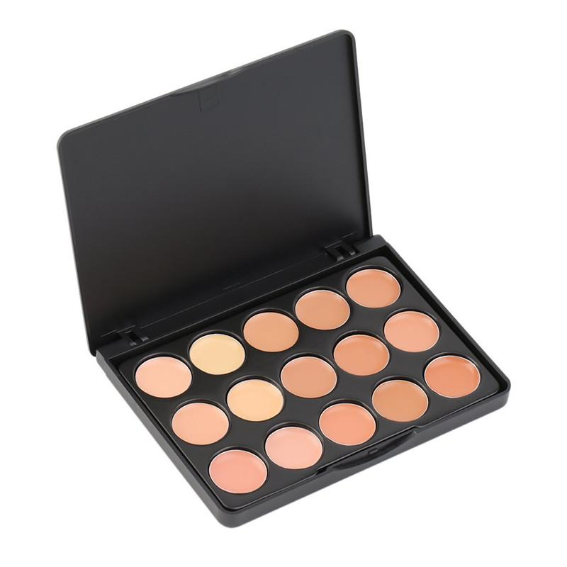 2018 new Cream Base Palettes Matte Contouring Professional Makeup Facial Concealer Camouflage Palette Eyeshadow Camouflage Palette
