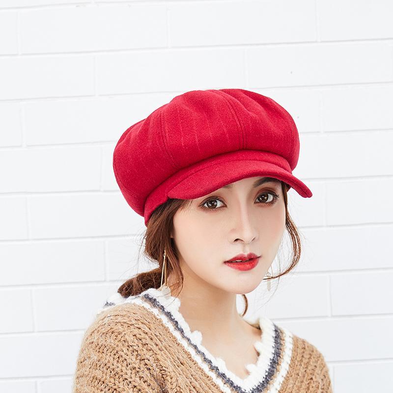 27fd39bc 2019 Cotton Linen Spring Summer Hats For Women Vintage Striped Berets Flat Cap  Ladies Casual Hat Gorras Casquette Beret Caps From Value111, $42.99 |  DHgate.