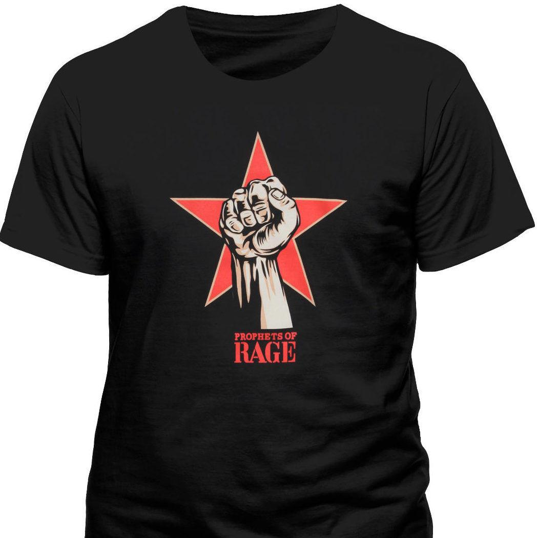 ec16b1536fb Prophets Of Rage - Power Fist T Shirt Size S - NEW   OFFICIAL 2018 ...
