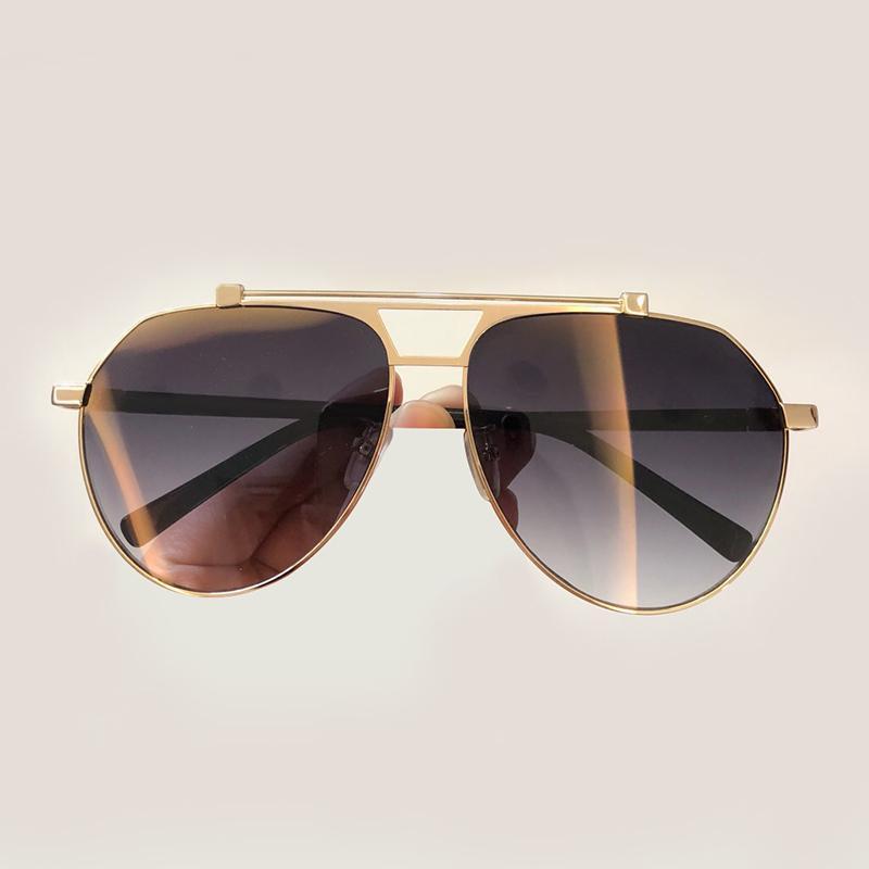 54881467e80582 Acheter Lunettes De Soleil Pilote Vintage Pour Femme 2019 Marque Designer  Oculos De Sol Feminino Mode Lunettes De Soleil Vintage De Haute Qualité De   89.57 ...