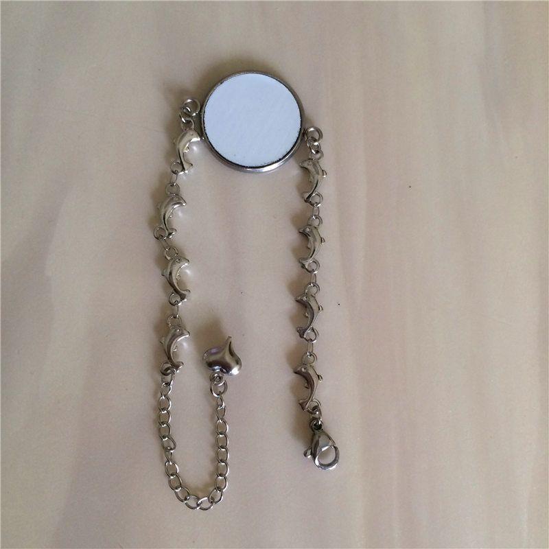 blank Kreuz Armbänder für Sublimation Mode Kreuz Heat Transfer Armband Schmuck für Frauen anpassbare diy liefert Großhandel