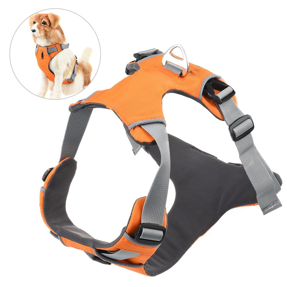 comforter zoom five harness pulling pet colors vest stylish sizes non comfortable for three dog